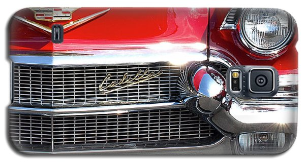 Bullet Bumpers - 1956 Cadillac Galaxy S5 Case