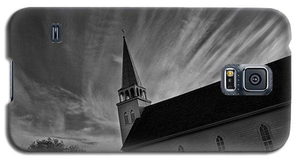 Bullet Riddled Church Galaxy S5 Case