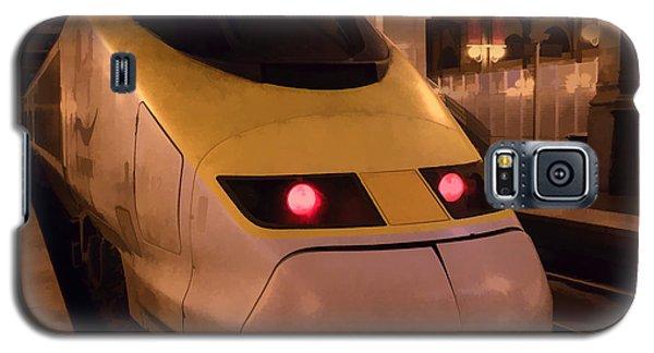 Bullet Train Art Galaxy S5 Case