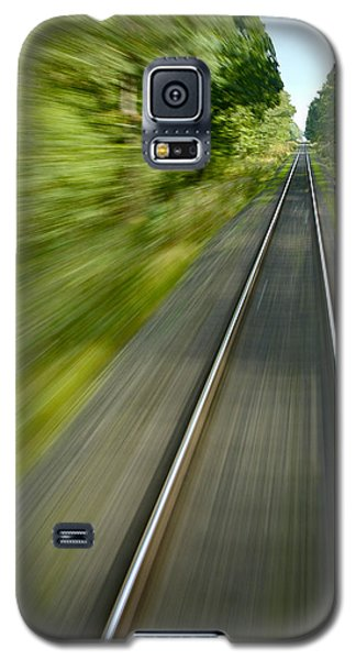 Bullet Train Galaxy S5 Case