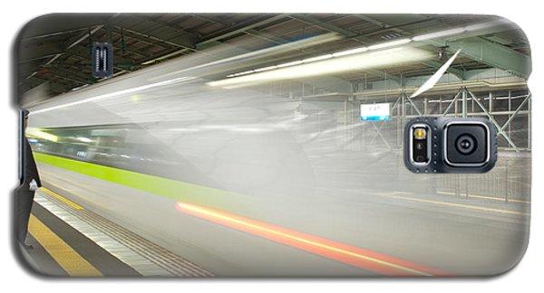 Bullet Train Galaxy S5 Case by Sebastian Musial