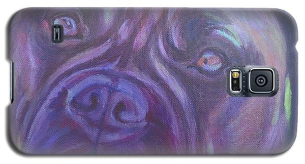 Bullmastiff Galaxy S5 Case