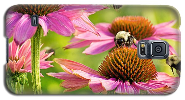 Bumbling Bees Galaxy S5 Case