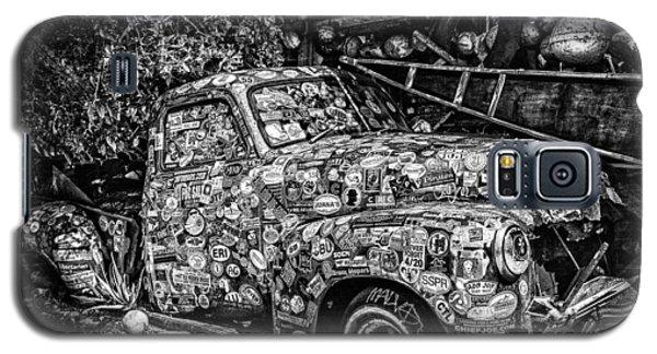 Bumper Sticker Pickup Galaxy S5 Case