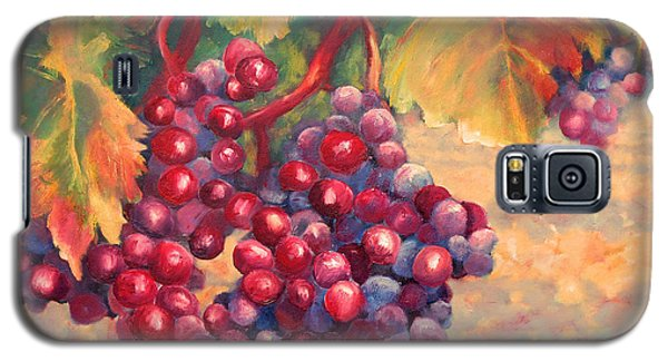Bunch Of Grapes Galaxy S5 Case