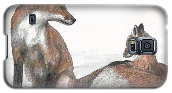 Bundled Up Galaxy S5 Case