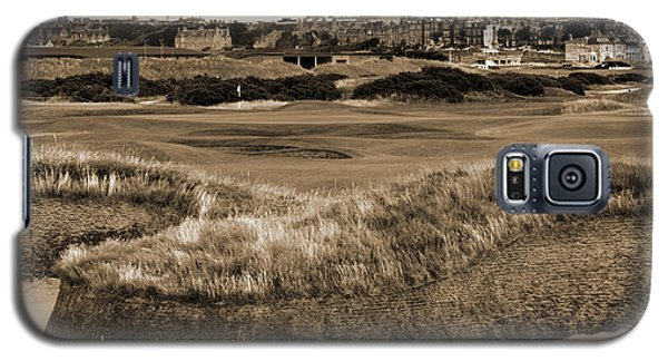 Bunker At St. Andrews Old Course Scotland Galaxy S5 Case