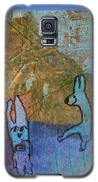 Bunny Ballet Galaxy S5 Case