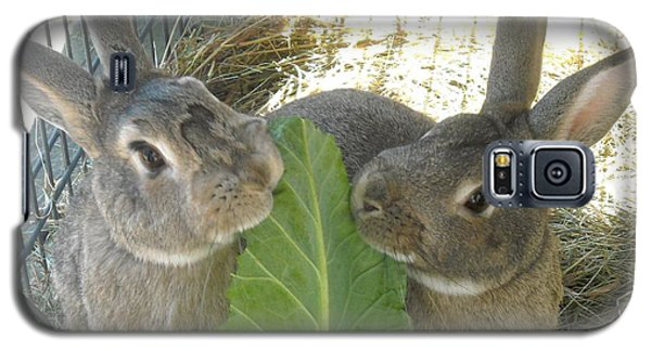Bunny Friends Galaxy S5 Case