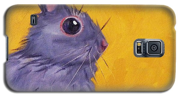 Rabbit Galaxy S5 Case - Bunny by Nancy Merkle