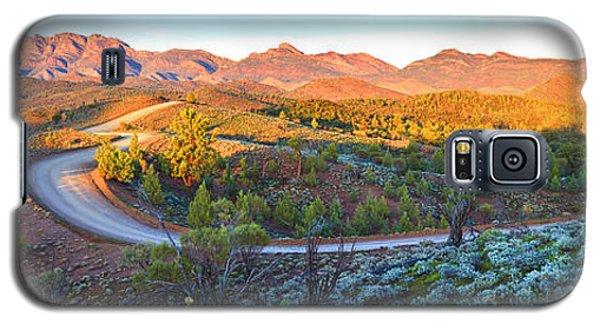 Bunyeroo Valley Galaxy S5 Case by Bill  Robinson