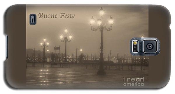 Buone Feste With Venice Lights Galaxy S5 Case
