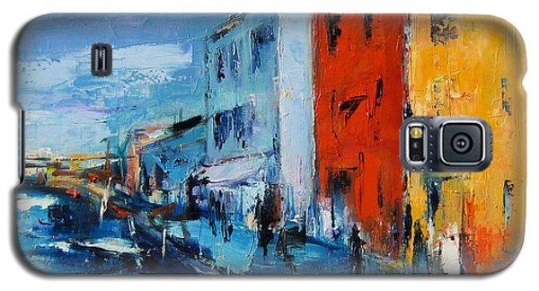 Burano Canal - Venice Galaxy S5 Case