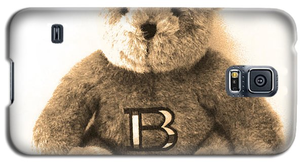 Burberry Bear Galaxy S5 Case by Gina Dsgn