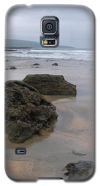 Buren Gold Beach Galaxy S5 Case