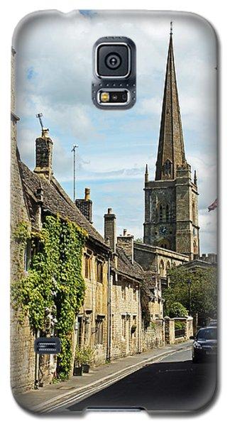 Burford Village Street Galaxy S5 Case