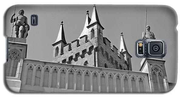 Galaxy S5 Case featuring the photograph Burg Hohenzollern by Carsten Reisinger