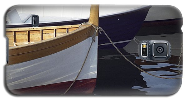 Burgundy Boat Galaxy S5 Case