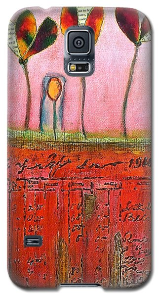 Buried Ledger Galaxy S5 Case by Bellesouth Studio