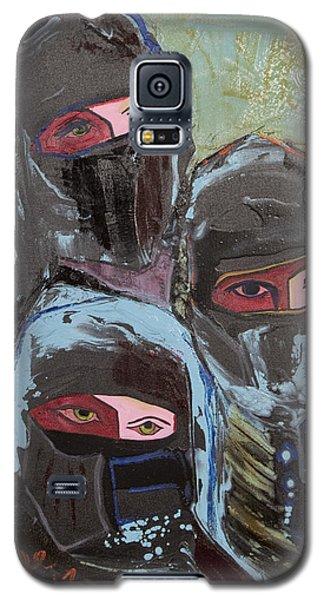 Burka 3 Galaxy S5 Case