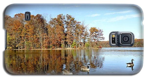 Burke Lake Park In Fairfax Virginia Galaxy S5 Case