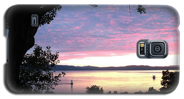 Burlington Sunset Galaxy S5 Case