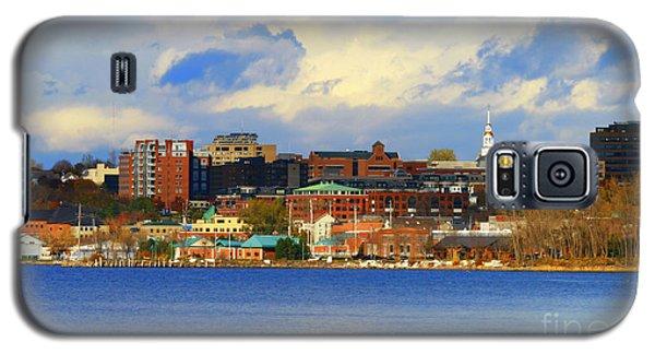 Burlington Vermont Lakefront Galaxy S5 Case