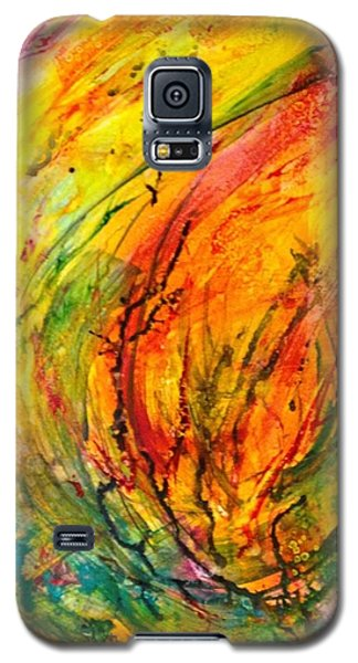 Burning Bush Galaxy S5 Case