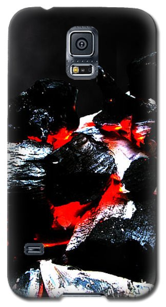 Burning Hell Galaxy S5 Case