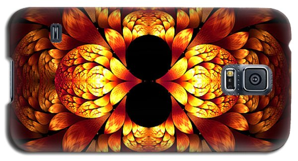 Burnished Galaxy S5 Case by Lea Wiggins