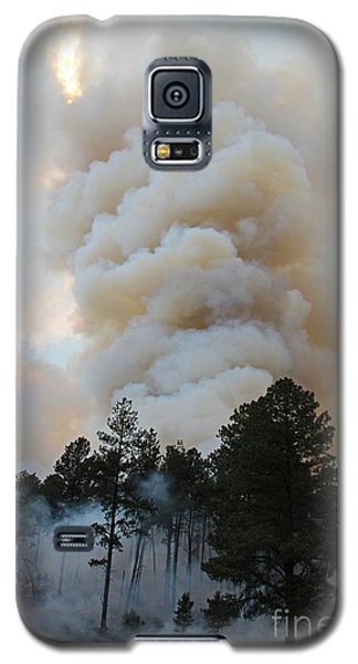 Burnout Near Song Dog Road Galaxy S5 Case