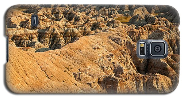 Burns Basin Overlook Badlands National Park Galaxy S5 Case