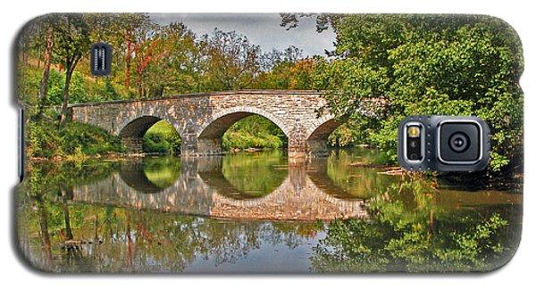 Burnside's Bridge 001 Galaxy S5 Case