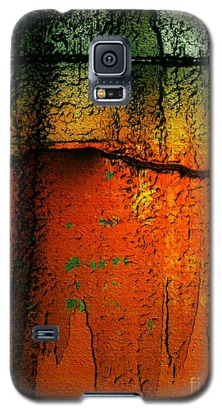 Burnt Caramel Galaxy S5 Case