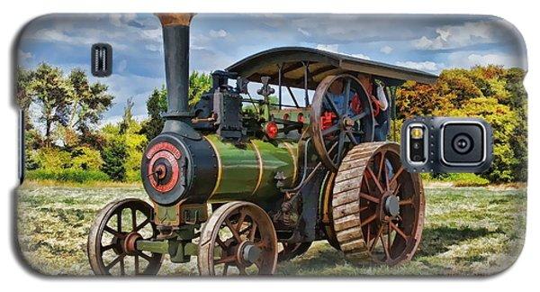 Burrell Steam Engine  Galaxy S5 Case
