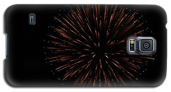 Galaxy S5 Case featuring the photograph Burst by Rowana Ray