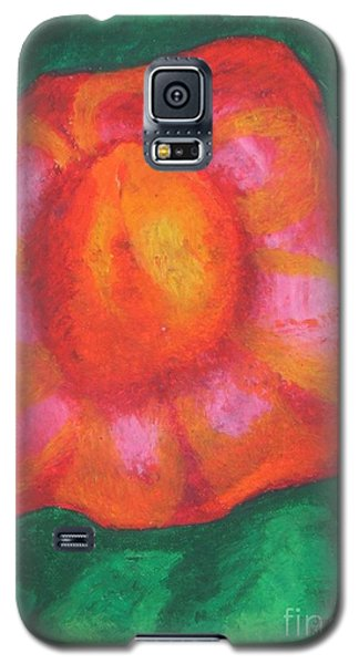 Bursting Bloom Galaxy S5 Case