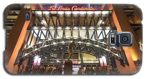 Busch Stadium St. Louis Cardinalsstan Musial Galaxy S5 Case