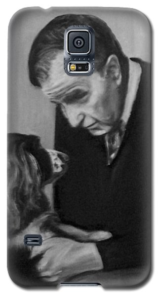Bush And Millie Galaxy S5 Case