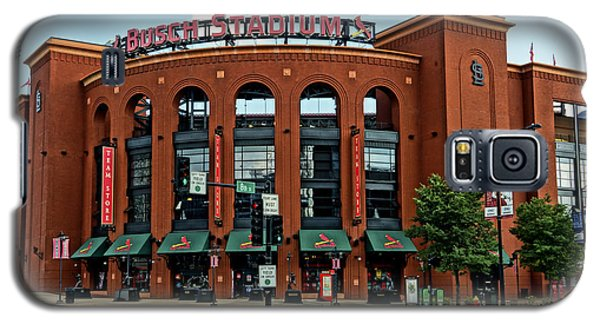 Busch Stadium Home Of The St Louis Cardinals Galaxy S5 Case