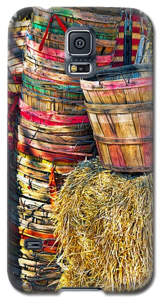 Bushel Baskets Galaxy S5 Case