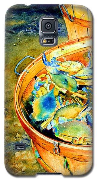 Bushel Of Gold Galaxy S5 Case