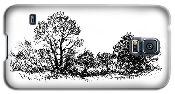 Bushes Galaxy S5 Case