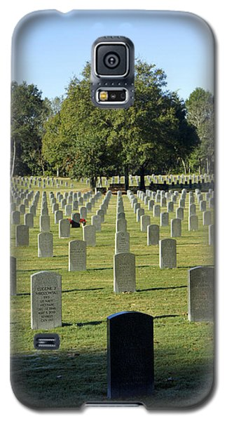 Bushnell National Cemetary Galaxy S5 Case