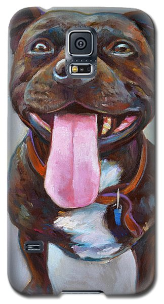 Buster  Galaxy S5 Case by Robert Phelps