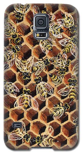 Busy Bee 2 Galaxy S5 Case
