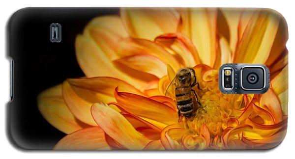 Busy Bee Dahlia Galaxy S5 Case