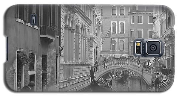 Busy Day In Venice Galaxy S5 Case