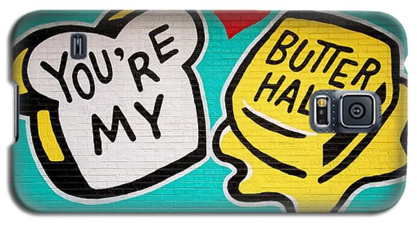 Butter Half Galaxy S5 Case
