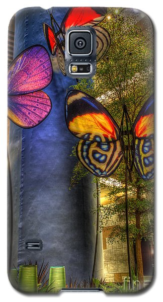 Butterflies Are Free Galaxy S5 Case